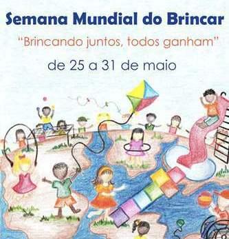 Semana Mundial do Brincar 2014